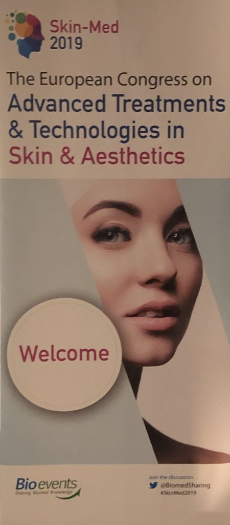 European Congress on Advanced Treatments and Technologies in Skin & Aesthetics (Skin-Med2019)